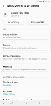 Limpieza de aplicación - Samsung Galaxy Note 8 - Passo 5