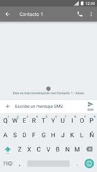 Envía fotos, videos y audio por mensaje de texto - Motorola Moto C - Passo 6