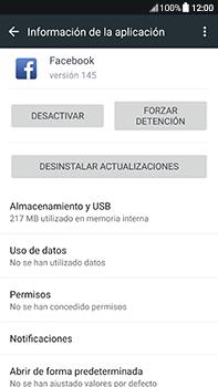 Limpieza de aplicación - HTC U11 - Passo 5