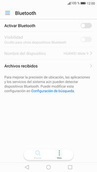Conecta con otro dispositivo Bluetooth - Huawei Mate 9 - Passo 4