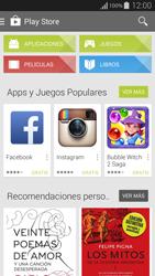 Instala las aplicaciones - Samsung Galaxy Alpha - G850 - Passo 4