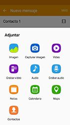 Envía fotos, videos y audio por mensaje de texto - Samsung Galaxy J3 - J320 - Passo 14