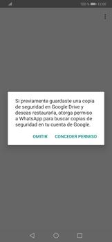 Configuración de Whatsapp - Huawei P30 - Passo 10