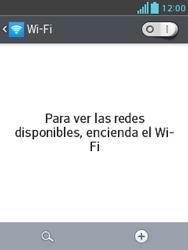 Configura el WiFi - LG Optimus L3 II - Passo 5