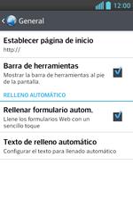 Configura el Internet - LG Optimus L5 II - Passo 22