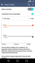Desactiva tu conexión de datos - LG K10 - Passo 4