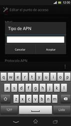 Configura el Internet - Sony Xperia SP C5302 - Passo 15