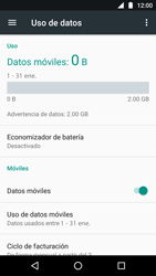 Configura el Internet - Motorola Moto G5 - Passo 5
