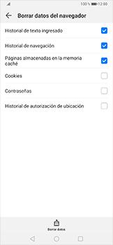 Limpieza de explorador - Huawei P30 Pro - Passo 11