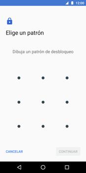 Desbloqueo del equipo por medio del patrón - Motorola Moto E5 - Passo 8