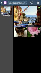 Transferir fotos vía Bluetooth - Samsung Galaxy S4  GT - I9500 - Passo 9