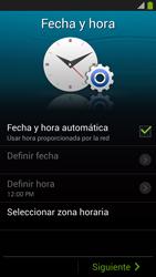 Activa el equipo - Samsung Galaxy S4  GT - I9500 - Passo 7