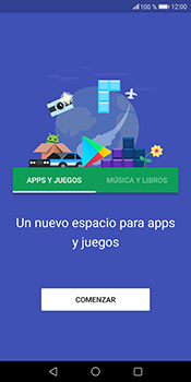 Instala las aplicaciones - Huawei Mate 10 Pro - Passo 3