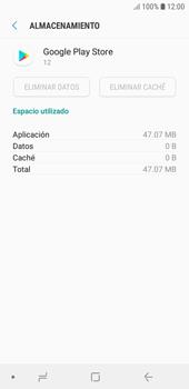 Limpieza de aplicación - Samsung J6 - Passo 9