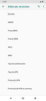 Configura el  Internet - Motorola One Zoom - Passo 12
