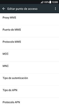 Configura el Internet - HTC U11 - Passo 10