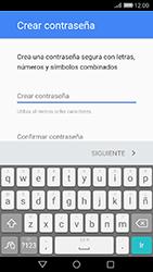 Crea una cuenta - Huawei Cam Y6 II - Passo 10
