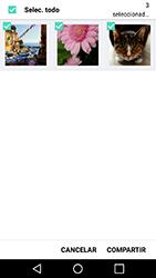 Transferir fotos vía Bluetooth - LG X Power - Passo 7