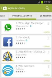 Instala las aplicaciones - Samsung Galaxy Fame GT - S6810 - Passo 8