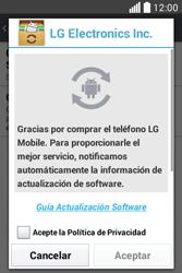 Actualiza el software del equipo - LG L40 - Passo 8
