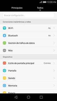Desactiva tu conexión de datos - Huawei G8 Rio - Passo 2
