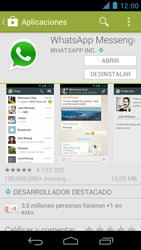 Instala las aplicaciones - Motorola RAZR D3 XT919 - Passo 18