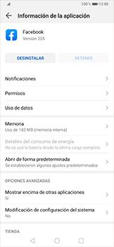 Verificar el uso de datos por apps - Huawei P30 Pro - Passo 5