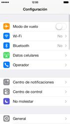 Comparte la conexión de datos con una PC - Apple iPhone 5c - Passo 3