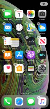 Personalizar la pantalla - Apple iPhone XS - Passo 4