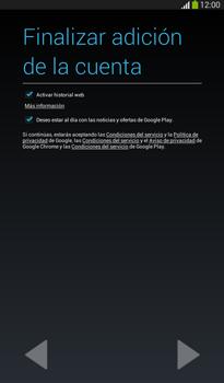 Crea una cuenta - Samsung Galaxy Tab 3 7.0 - Passo 16