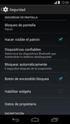 Desbloqueo del equipo por medio del patrón - Motorola Moto G - Passo 11