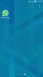 Configuración de Whatsapp - Samsung Galaxy Alpha - G850 - Passo 3