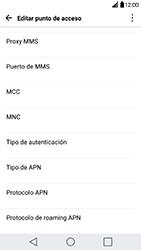 Configura el Internet - LG G5 - Passo 12