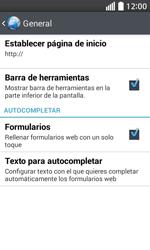 Configura el Internet - LG L70 - Passo 24