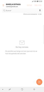 Configura tu correo electrónico - Samsung Galaxy Note 8 - Passo 17