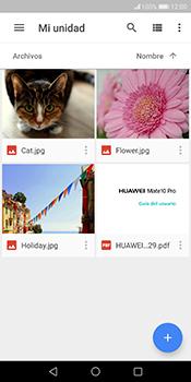 Descargar contenido de la nube - Huawei Mate 10 Pro - Passo 7
