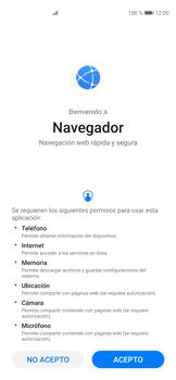 Minimizar el consumo de datos del navegador - Huawei P40 - Passo 3