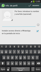 Configuración de Whatsapp - Samsung Galaxy S4  GT - I9500 - Passo 8