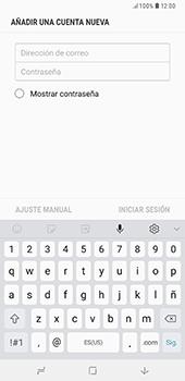 Configura tu correo electrónico - Samsung A7 2018 - Passo 8