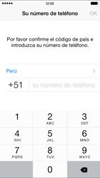 Configuración de Whatsapp - Apple iPhone 6 Plus - Passo 6