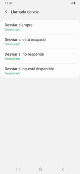 Habilitar el desvío de llamadas - Samsung Galaxy A30 - Passo 10