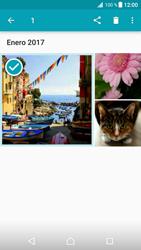Transferir fotos vía Bluetooth - Sony Xperia XZ Premium - Passo 9