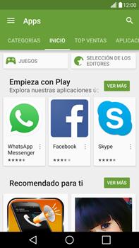 Instala las aplicaciones - LG G4 - Passo 5