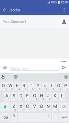 Envía fotos, videos y audio por mensaje de texto - HTC 10 - Passo 8