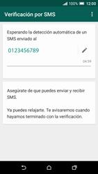 Configuración de Whatsapp - HTC One A9 - Passo 11