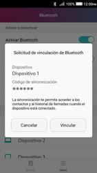Conecta con otro dispositivo Bluetooth - Huawei Y3 II - Passo 7