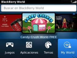 Crea una cuenta - BlackBerry Curve 9320 - Passo 3