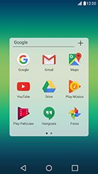 Uso de la navegación GPS - LG X Cam - Passo 3