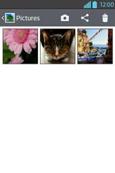 Transferir fotos vía Bluetooth - LG L4 II - Passo 5
