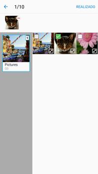 Envía fotos, videos y audio por mensaje de texto - Samsung Galaxy Note 5 - N920 - Passo 22